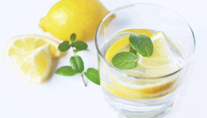 Lemon And Water Drink-min